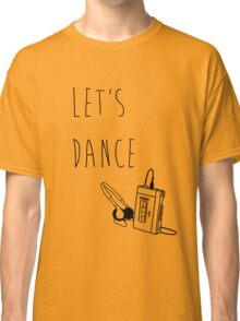 Let's Dance - Footloose Classic T-Shirt