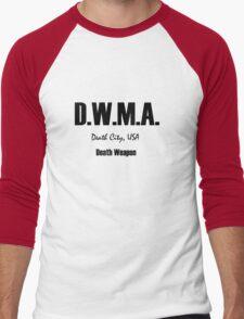 DWMA-Death Weapon Men's Baseball ¾ T-Shirt