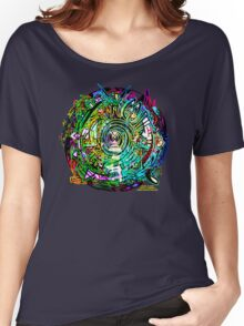 A BUSY PLANET ! Women's Relaxed Fit T-Shirt