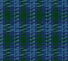 01235 Tea Blue Satin Fashion Tartan Fabric Print Iphone Case by Detnecs2013