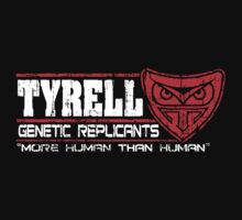 Tyrell Replicants Corporation Industries by Chris Rozell