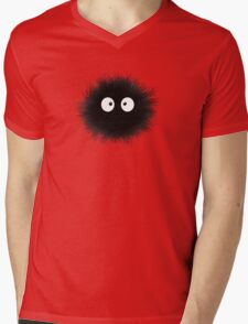 Soot Sprite Mens V-Neck T-Shirt