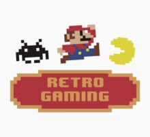 Retro Gaming Kids Clothes