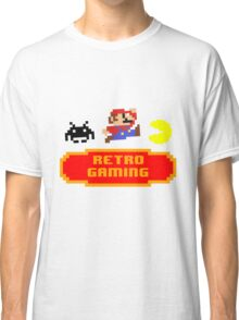 Retro Gaming Classic T-Shirt