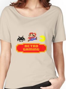 Retro Gaming Women's Relaxed Fit T-Shirt
