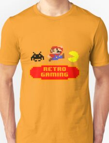 Retro Gaming Unisex T-Shirt