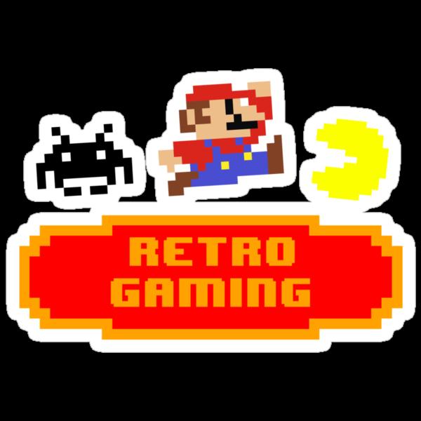 Retro Gaming by revnandi