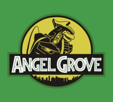 Angel Grove: Dragonzord by BiggStankDogg