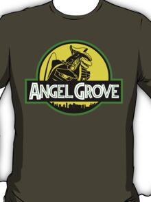 Angel Grove: Dragonzord T-Shirt
