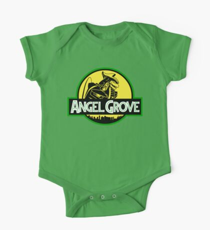 Angel Grove: Dragonzord Kids Clothes