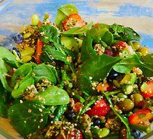 La Salade Verte by Choux