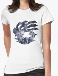 Giratina used shadow force Womens Fitted T-Shirt