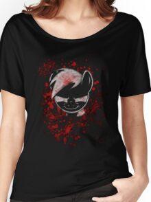 Rainbow Dash Grim Dark  Women's Relaxed Fit T-Shirt