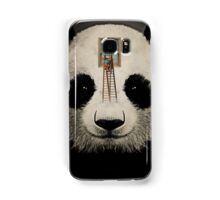 Panda window cleaner 03 Samsung Galaxy Case/Skin