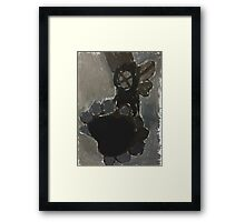 Chicken II Framed Print