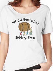 Official Oktoberfest Drinking Team Women's Relaxed Fit T-Shirt