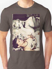 Rihanna And Marilyn Unisex T-Shirt