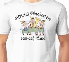 Oktoberfest Oom Pah Band Unisex T-Shirt
