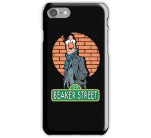 Beaker Street iPhone Case/Skin