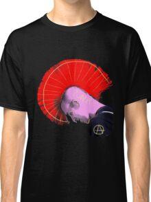 Red Mohawk Punk Classic T-Shirt