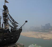 Pirates Aground by Natalie  Montanaro