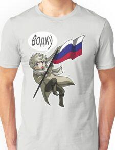Falling Russia Unisex T-Shirt