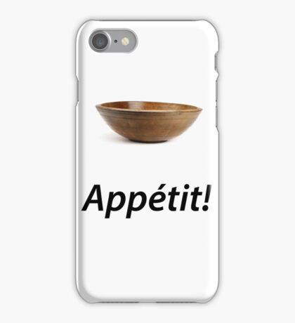 Bowl Appétit! iPhone Case/Skin