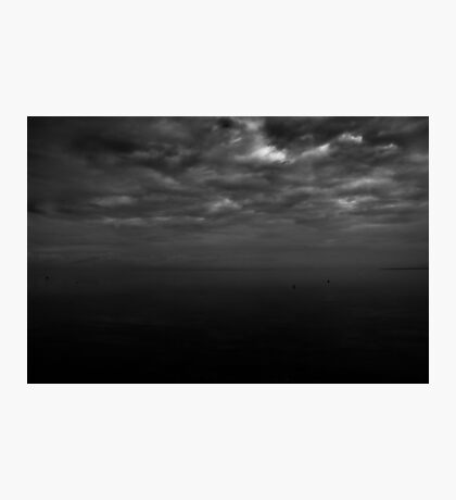 Dull place Photographic Print