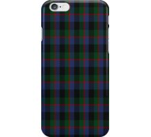 01255 Asida Blue Fashion Tartan Fabric Print Iphone Case iPhone Case/Skin