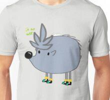 silber Unisex T-Shirt