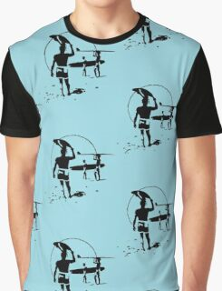 The Endless Summer - logo Graphic T-Shirt