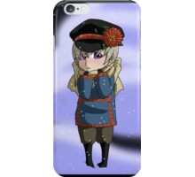 Little Vanya iPhone Case/Skin
