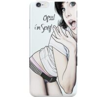i'm Sexy! iPhone Case/Skin