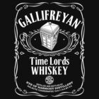 Gallifreyan whiskey by bomdesignz