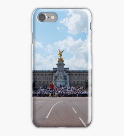 The Salvation Army Invades Buckingham Palace iPhone Case/Skin