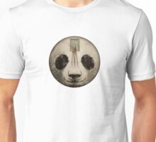 Panda window cleaner 02 Unisex T-Shirt