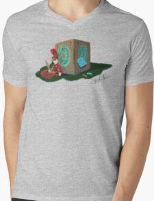 Pandorable (FULL) Mens V-Neck T-Shirt