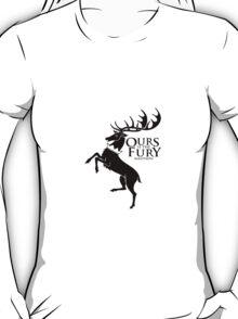 Game of Thrones - Baratheon house v2 T-Shirt