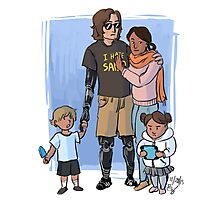 Skywalker Family Photographic Print