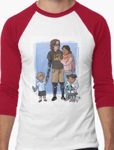 Skywalker Family Men's Baseball ¾ T-Shirt