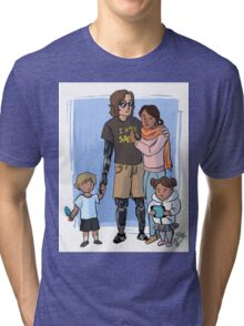 Skywalker Family Tri-blend T-Shirt