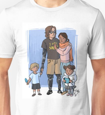 Skywalker Family Unisex T-Shirt