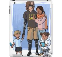 Skywalker Family iPad Case/Skin
