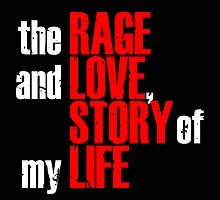 Rage and Love by Gregory Manno
