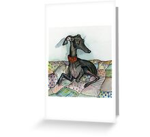 A Little Loony Toon  Greeting Card