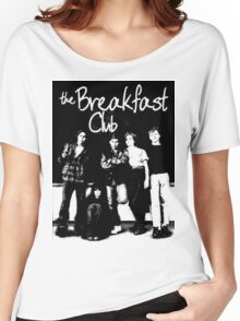 Breakfast club Women's Relaxed Fit T-Shirt