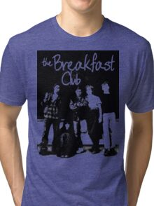 Breakfast club Tri-blend T-Shirt
