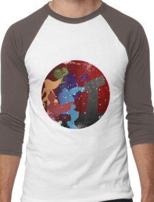 Titans Men's Baseball ¾ T-Shirt
