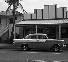 Classic FB Holden by Noel Elliot
