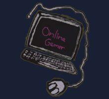 Online Gamer  by KcLee677